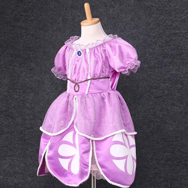 Wish | Princess Sofia The First Childs Fancy Dresses Kids Costume Party Doll & Wish | Princess Sofia The First Childs Fancy Dresses Kids Costume ...