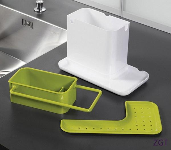 Wish | Plastic Racks Organizer Caddy Storage Kitchen Sink Utensils Holders Drainer New GWQ/HG & Wish | Plastic Racks Organizer Caddy Storage Kitchen Sink Utensils ...