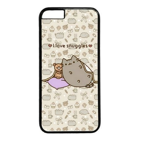 online store f394e a3a67 Phone Cases Amazing Apple IPhone 6 Case 075 pusheen cat 8 case for iphone  647 pc material black.jpg Case