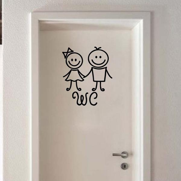 decoration, art, toliet, Home & Living