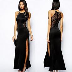 womenmaxilongdres, Fashion, Lace, Dress