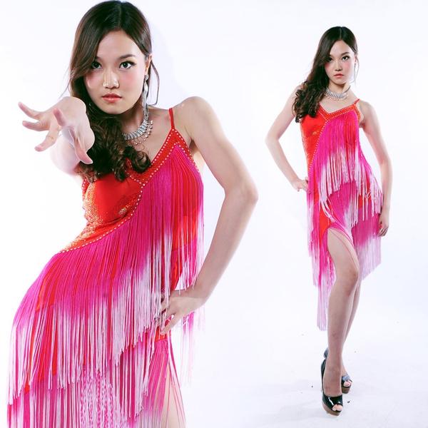 646e7b66645f Latin Dance Dress Professional Latin Outfit Samba Dance Latin Salsa ...