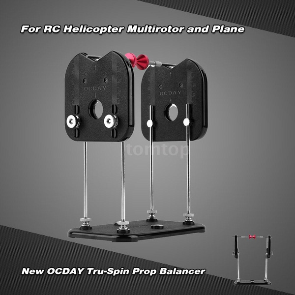 RC Propeller Accessories OCDAY Tru-Spin Prop Balancer for RC Helicopter  Multirotor Airplane