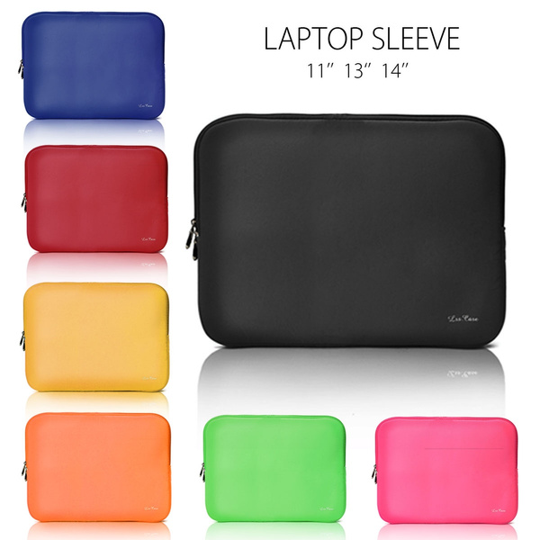 Picture of Laptop Soft Case Cover Sleeve Bag Pouch For 11/13/14 Macbook Pro/air Notebook