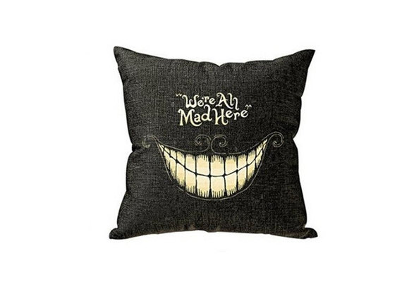 Sofa Bed Home Decoration Festival Pillow Case Cushion Cover Fashion Funny