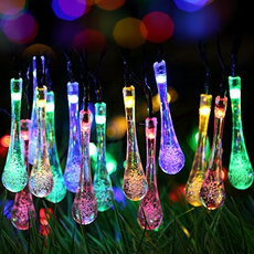 water, Outdoor, led, Strings