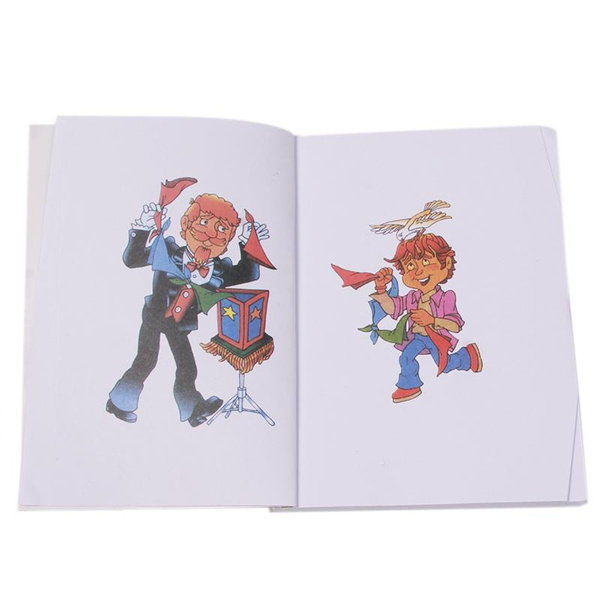 Wish | Funny Trick A Fun Magic Coloring Book For Children Kids ...