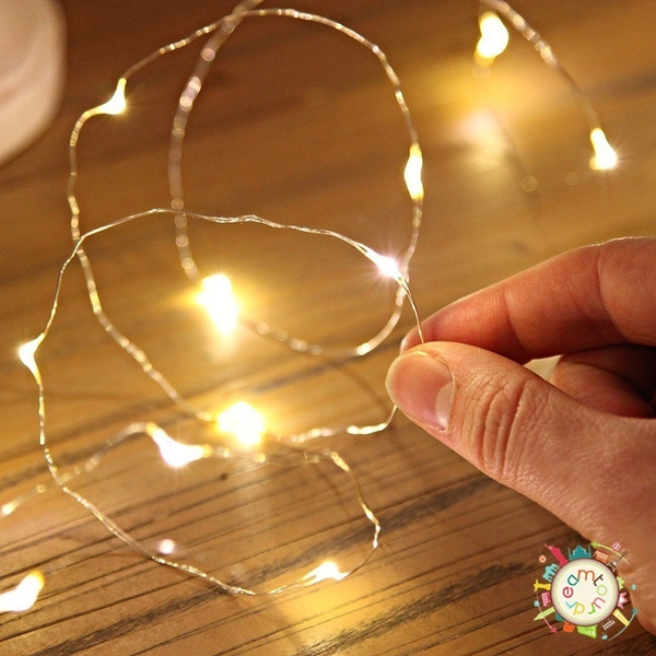 Picture of New Battery Power Led Battery Operated Copper Wire Mini Fairy String Light