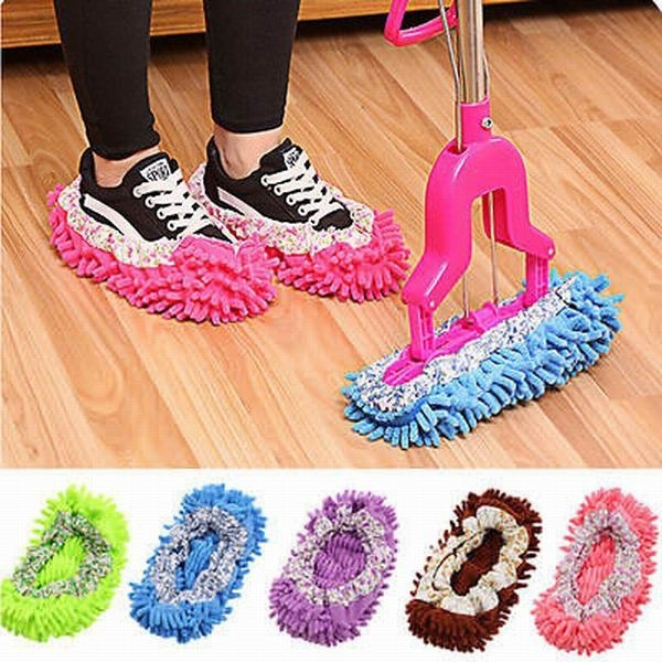 Cleaner Floor Cleaning Slippers Shoes