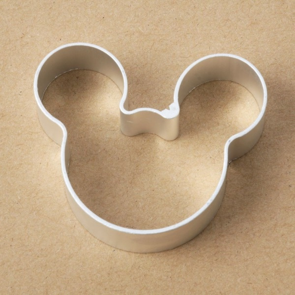 Metal Mickey Mouse Shaped Cookie Pastry Dessert Cake Cutter Baking Mould Mold