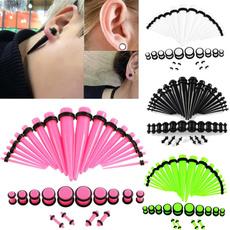 eartaper, earexpander, Stud Earring, ear studs