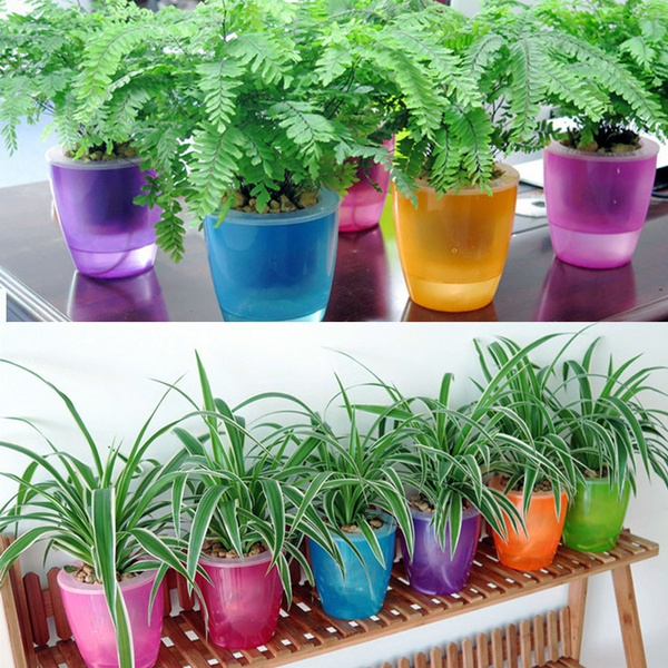 Wish : self watering flower pots - startupinsights.org