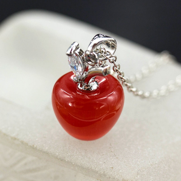 Sterling, 925 sterling silver, Apple, Gifts