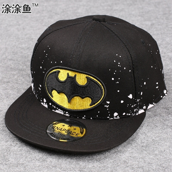 Wish New Product Fashion Kids Case Tops Cover Cartoon Snapback