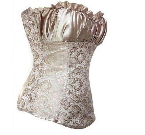c0ad43879 Women Body Shape Corpete Corselet Gothic Corsage Plus Size S-6XL ...