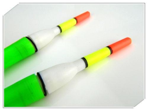ZANLURE 3PCS Night Fishing Float Electronic Luminous Bobber Flashing LED Light. Source · Sign .