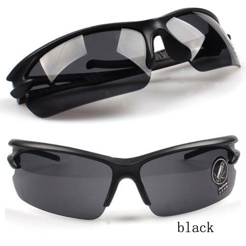 Driving Anti-Glare Sunglasses UV400 HD Polarized Sports Day Night Vision sunglasses