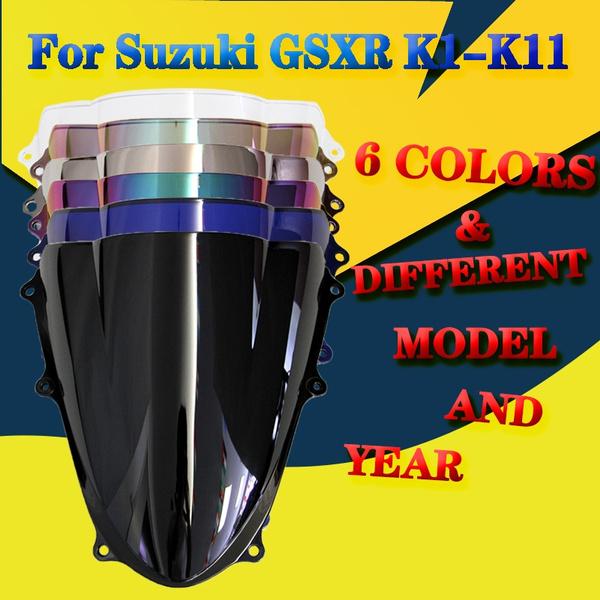 New Windshield For SUZUKI GSXR 1000 GXS-R 1000 2007-2008 07-08 K7 Windscreen