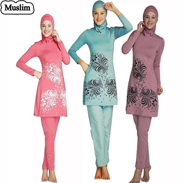 29ff40edca Quality Modest Islamic Swimwear Muslim Swimwear Islamic Swimsuit For ...