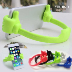 Funny Cute Universal Slim Thumb OK Stand Mobile Phone Tablets Stand Holder For Smartphones Tablets