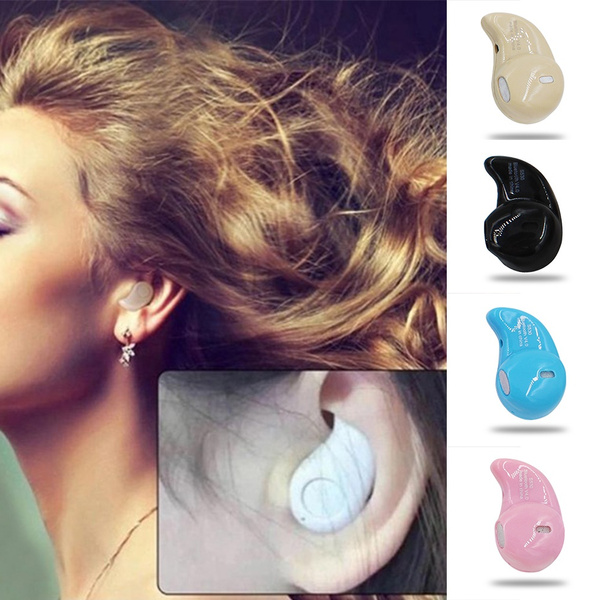 Mini Wireless Bluetooth 4.0 Stereo In-Ear Headset Earphone Single Earpiece