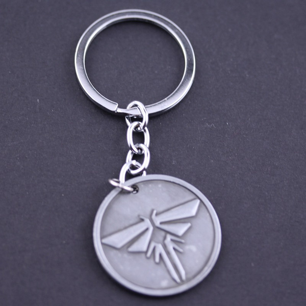 the last of us firefly keychain