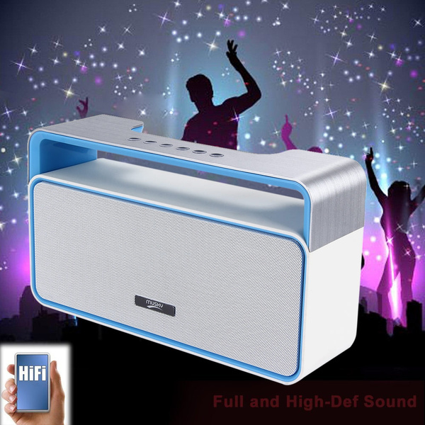 Picture of Musky Dy25 Stereo Hifi V3.0+edr Bluetooth Speaker With Mp3 Fm Radio Aux Hands-free Function
