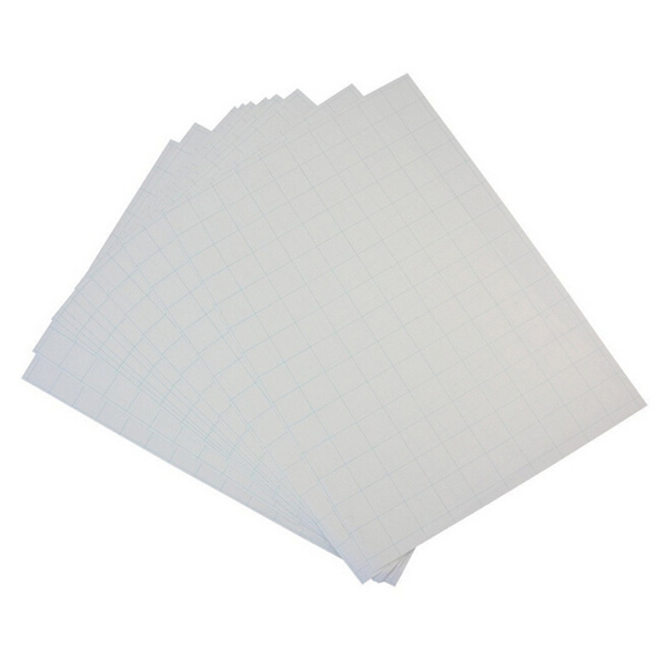 10 Sheets A4 Iron On Inkjet Print Heat Transfer Paper For Light Fabric  T-Shirt exquisite