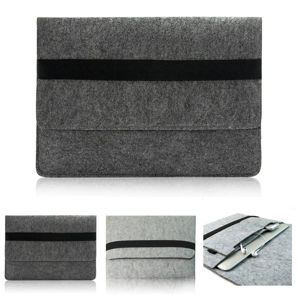 Picture of Wool Felt Laptop Envelope Sleeve Case Pouch Bag For Macbook Air Pro 11121315