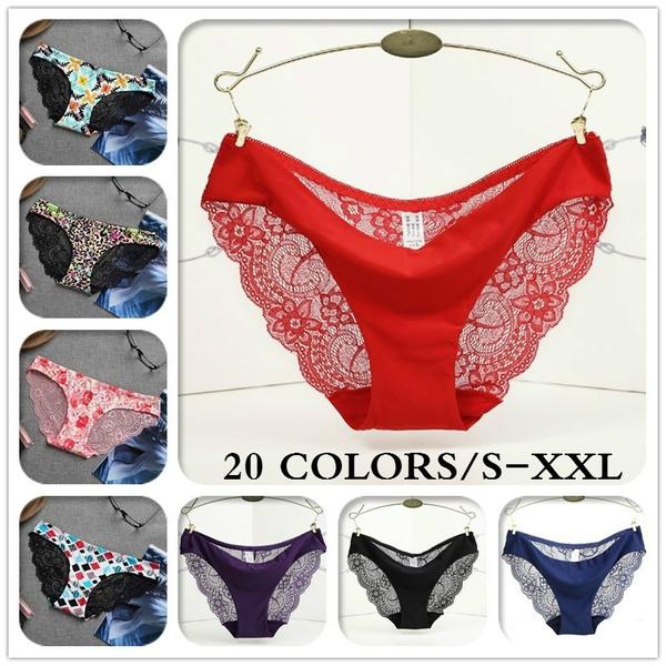 womenbrief, Underwear, silk, Cotton