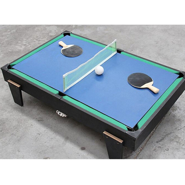 Wish | 4 In 1 Multi Game Table Pool / Air Hockey / Table Tennis / Table  Soccer