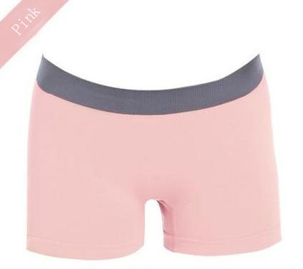 Women Fashion Sport Gym Workout Waistband Underwear Pants Yoga Shorts