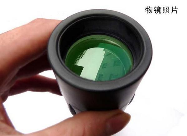Wish new dual focus monocular telescope zoom