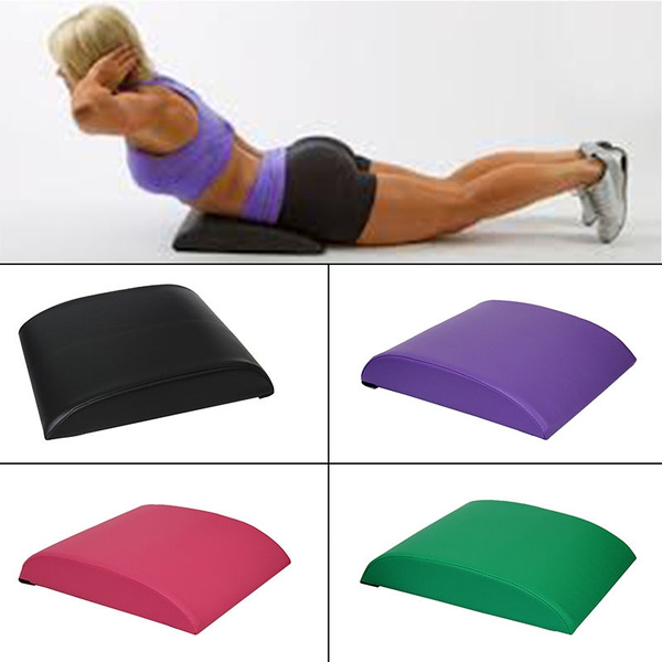 New Crossfit Fitness Exercise Abdominal Workout Multicolor Ab Mat Sit Up Hotting