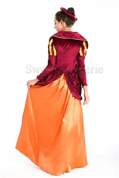 wish cosplay halloween costumes for women disfraces carnaval disfraces de halloween para las mujeres medieval costumes for women size m - Wish Halloween Costumes