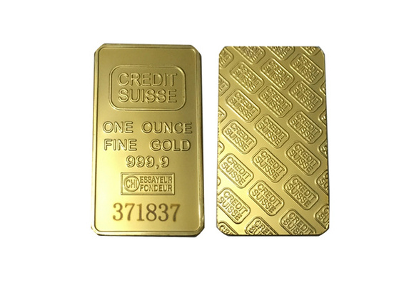 24k 1 Oz Credit Suisse Gold Bullion