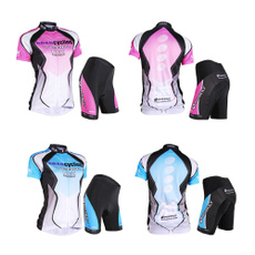 Women, Polyester, Outdoor, Bicycle