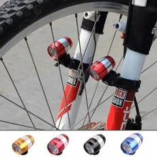 6 LED Cycling Bicycle Waterproof Head Front Flash Light Warning Lamp Safety WIQI
