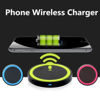 Home Universal Phone Wireless Charging Power Pad For