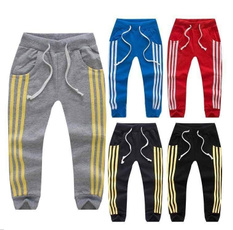 Kids Boys Girls Joggers Jogging Bottom Pants Tracksuit Clothing Clothes Age