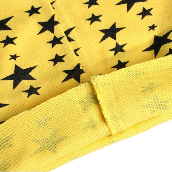 Baby Girls Boys Winter Warm Stars Collar Scarf Children O Ring Neck Scarves New