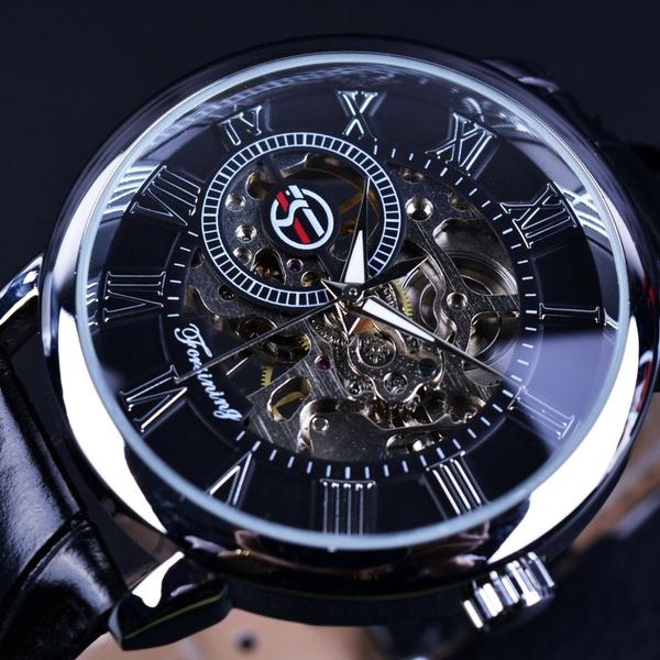 wish forsining 3d literal design r number black dial wish forsining 3d literal design r number black dial designer watches men luxury brand erkek kol saati skeleton watch clock men