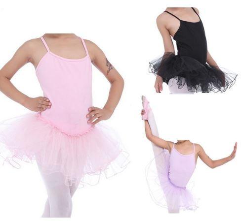 Kids Girls Ballet Tutu Dress Dance Wear Clothes Vestidos Danza Nina Balet Vestido Bailarina Roupa Ballet Meninas