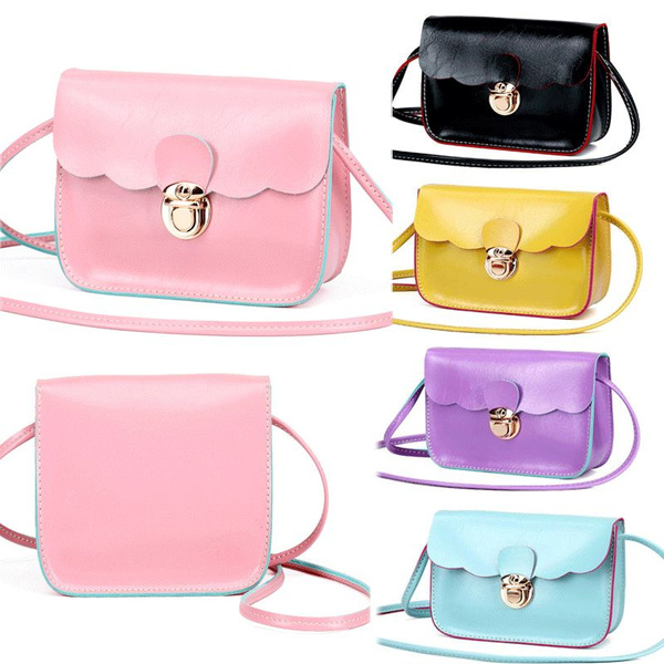 Picture of Popular 1pc Women Handbag Shoulder Bags Tote Purse Leather Messenger Hobo Bagcolorpinkpurpleyellowblueblack