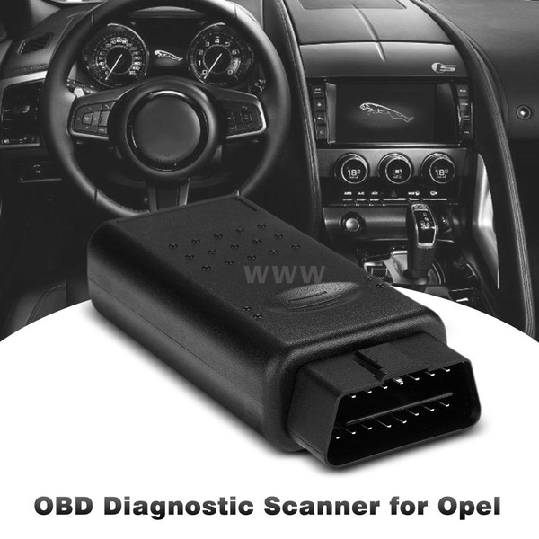 Professional OP-COM Car OBD Diagnostic Scanner OBD2 OBDII USB cable Scan  Tool Diagnostic Interface for Opel Cars Vehicle Accessories