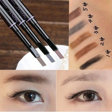 Picture of Fashion Stylish 5 Colors Makeup Cosmetic Eye Liner Eyebrow Pencil Beauty Tools