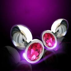 Steel, sextoy, Jewelry, Rose