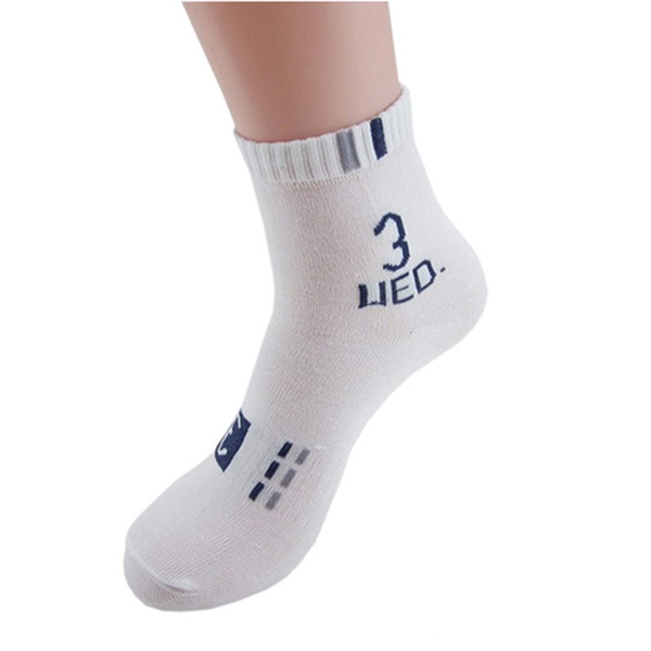 Seven Days Socks Durable 7 Pairs/Lot Men's Boys Lot Casual Dress Socks Ankle Week Crew Hose Stockings