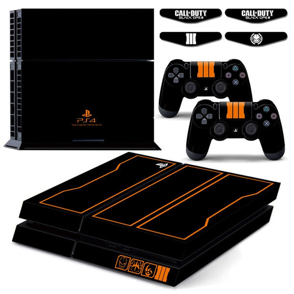 Ps4 Designer Skin For Sony Playstation 4 Console System Plus Two 2