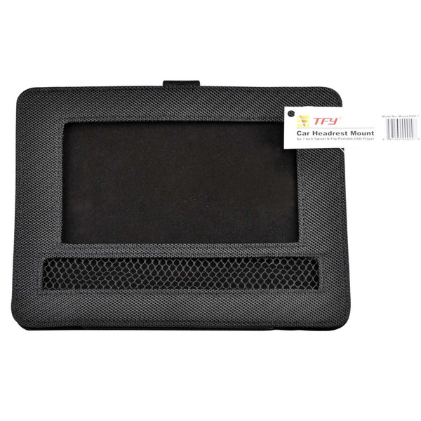 Tfy Car Headrest Mount Holder For 7 Inch Swivel Flip Style Portable Dvd Player Wish